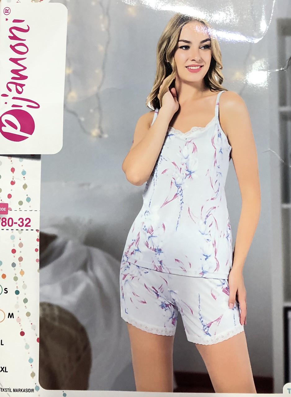 37a63d6aae91 Купить Пижама женская с шортами недорого, Харьков