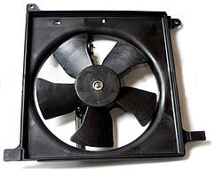 Вентилятор радиатора основной Нексия 1.5 PARTS MALL, PXNAC001