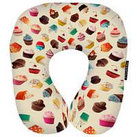 «Кексики» - оригинальная дорожная подушка