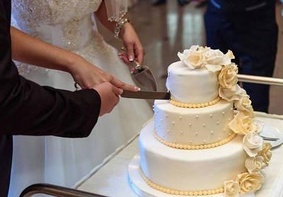 Для весільного торта