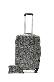 Чохол для валізи з дайвінгу NEW, розмір M сірий меланж