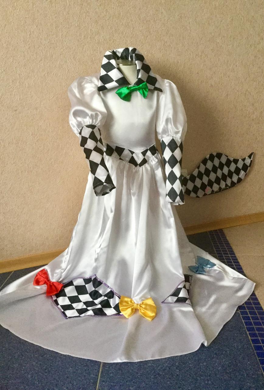 Дитячий костюм Арлекіна дівчинка