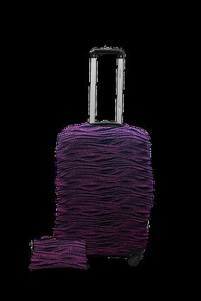 Чехол для чемодана из дайвинга NEW, размер L волны, фото 2