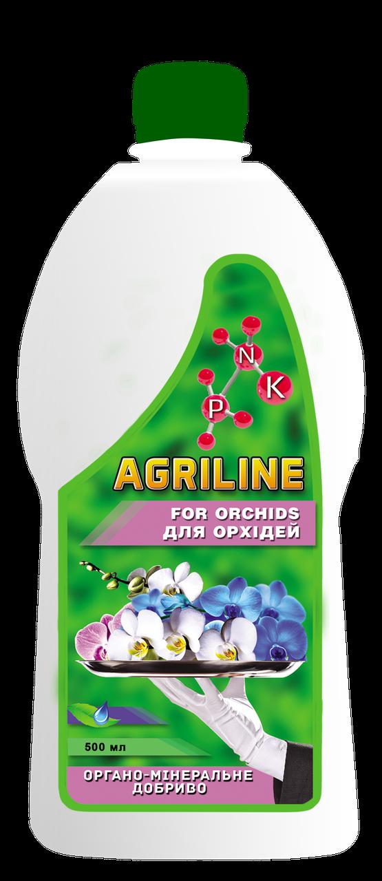 Органо-мінеральне добриво для орхідей, 500 мл