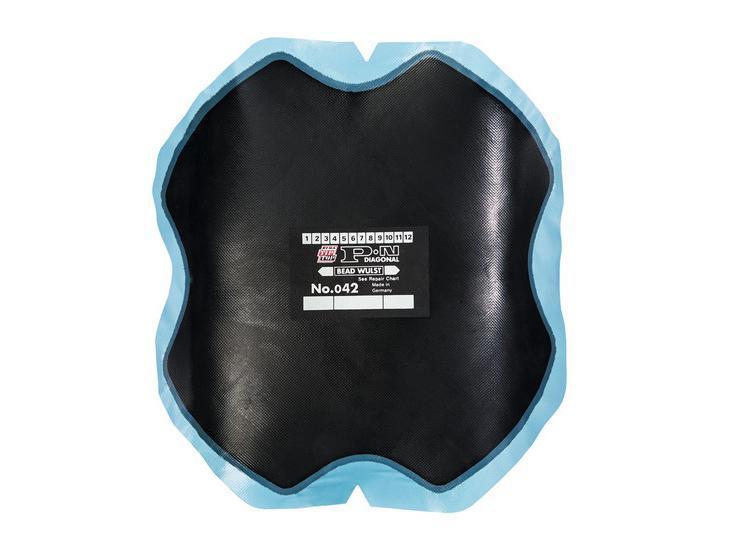 Диагональные пластыри PN 042 упаковка 5 шт. Rema Tip-Top 5126422 (Германия)