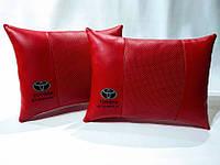 Подушка декоративная TOYOTA CAMRY RED, фото 1