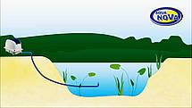 Аэратор для рыбы AquaNova NAP-150 SuperEco, фото 2