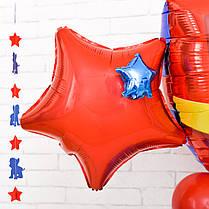 Оформление воздушных шаров в стиле Щенячий патруль, фото 2