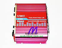Усилитель звука UKC AV-206U USB+SD+Bluetooth, фото 3