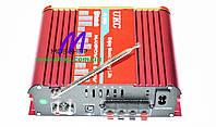 Усилитель звука UKC AV-206U USB+SD+Bluetooth, фото 2