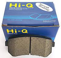 Колодки тормозные задние Hyundai ix35 с 2010- Hi-Q (SP1187)