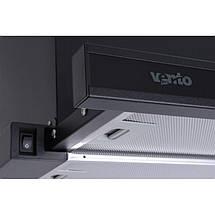 Вытяжка VENTOLUX GARDA 60 BK/BG 1000 EU , фото 3