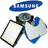 Двигатель для пылесоса SAMSUNG VCM K70GU + комплект фильтров