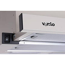 Вытяжка VENTOLUX GARDA 60 CREMA 620 SLIM , фото 3