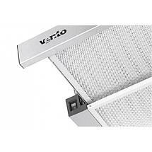 Вытяжка VENTOLUX GARDA 60 INOX 1000 LED, фото 3