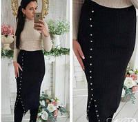 Женская юбка трикотаж, фото 1