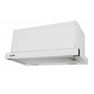 Вытяжка VENTOLUX GARDA 60 WH 1000 LED