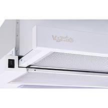 Вытяжка VENTOLUX GARDA 60 WH 650 IT , фото 3