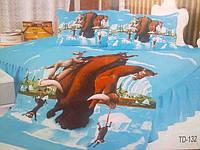 Детское постельное белье 3D Elway TD-132 Ледниковый период