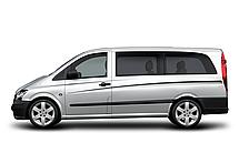 Бічні скла мерседес віто, Бічне скло Mercedes Vito, скло Mercedes Vito/Viano W639