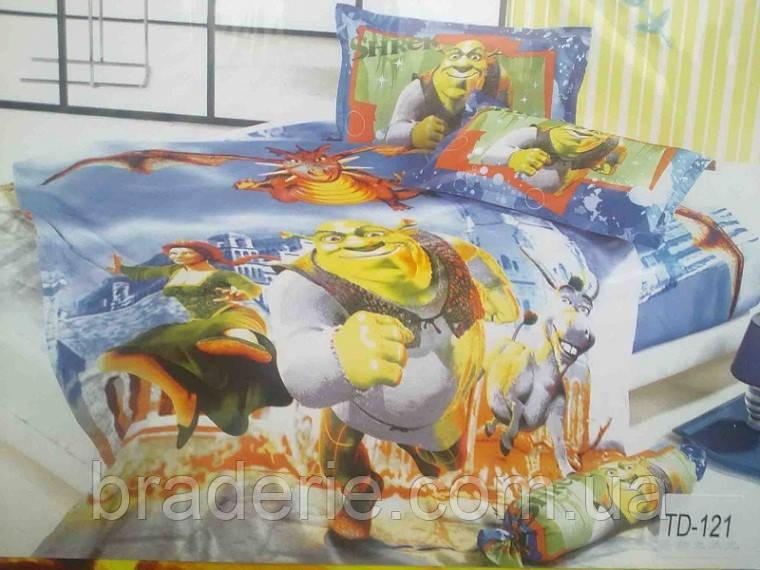 Детское постельное белье 3D Elway TD-121