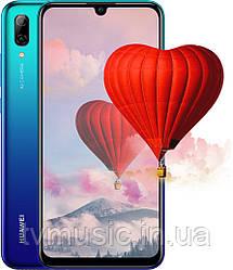 Мобильный телефон Huawei P Smart 2019 3/64 GB Aurora Blue (51093FTA)