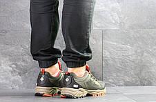 Мужские термо кроссовки Columbia Montrail,хаки 42р, фото 2