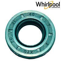 Сальник 21*40*7 для стиральных машин Whirpool, фото 1