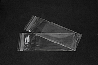 Поліпропіленові пакети з клапаном 5.5 х8.5 см / уп-100шт 30Мкм