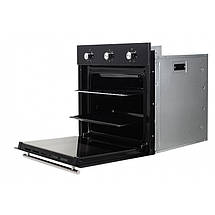 Духовой шкаф VENTOLUX EO56M-6K BK , фото 2
