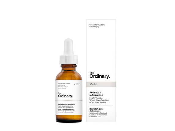 Сыворотка с ретинолом The Ordinary Retinol 1% in Squalane, 30 мл, фото 2