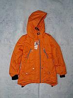 Демисезонная куртка для девочки от производителя, фото 1