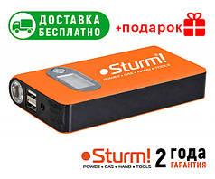 Многофункциональный аккумулятор и автономное пусковое устройство Sturm BC1212