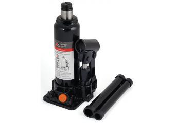 Домкрат гидравлический бутылочный 3т, 380мм Expert E-80-020