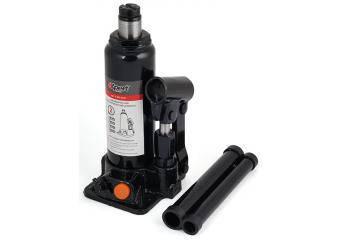 Домкрат гидравлический бутылочный 3т, 380мм Expert E-80-020, фото 2