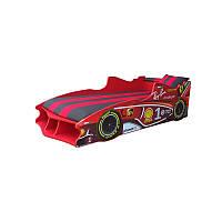Кровать-машинка Формула 1, фото 1