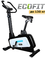 Велотренажер магнітний EcoFit E-1608B, фото 1