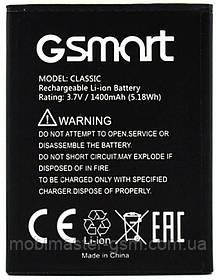 Аккумулятор Gigabyte GSmart Classic (1400 mAh)