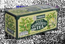 PEPPERMINT HERBAL TEA Мята Перечная 75г (50*1,5г)