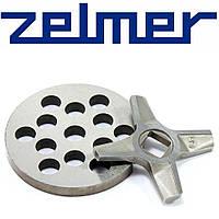 Нож и решетка для электромясорубки Zelmer №5