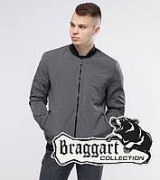 Braggart Youth   Бомбер осенний 43755 серый