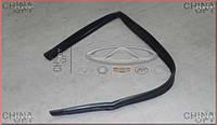 Уплотнительная резинка стекла передней двери R, Chery Amulet [1.6,до 2010г.], A11-5206112, Original parts