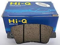 Колодки тормозные задние KIA Soul с 2008- Hi-Q (SP1239)