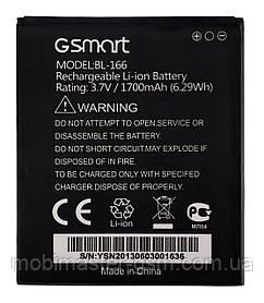 Аккумулятор Gigabyte GSmart M1 Maya / BL-166 (1700 mAh)