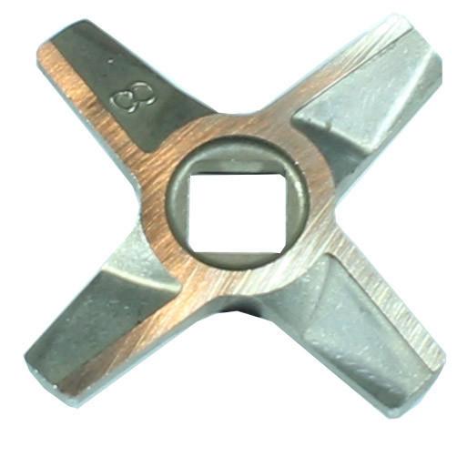 Нож для мясорубки Zelmer NR8 (ОРИГИНАЛ) Двухсторонний (ZMMA128X) 10003883