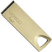 ★Флешка Verico Ares Champagne 8Gb для быстрой передачи информации
