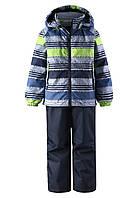 Демисезонный костюм для мальчика Lassie by Reima 723742R - 6872. Размеры 122 и 128