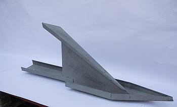 Лифтёр боковой правый комбайна СК-5 Нива,Дон-1500