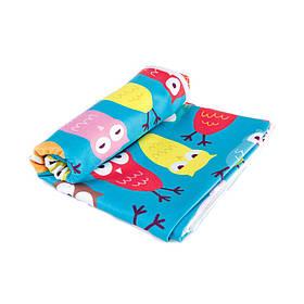 Полотенце охлаждающее быстросохнущее полотенце Spokey Ibiza 80х160 см Разноцветный s0306, КОД: 212217
