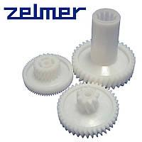 Шестерни для мясорубки Zelmer 793638 (187.0005)
